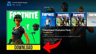 How To Get FREE SKINS in Fortnite! - Fortnite EXCLUSIVE Twitch Prime Pack #2 (FREE Trailblazer Skin)