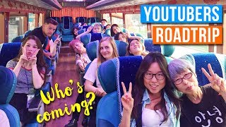 15 YouTubers visit Korea together! Who?