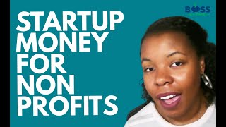 Startup Funding for Nonprofits