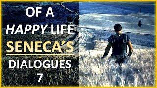 Seneca: Of a Happy Life - Audiobook