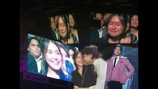 Panoorin kung bakit naiyak si Kathryn Bernardo sa concert ni Daniel Padilla