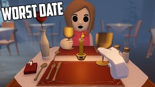 WORST DATE EVER - Check Please