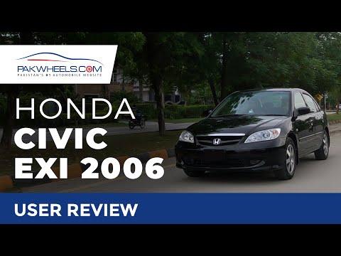 Honda Civic EXi 2006 | User Review | PakWheels