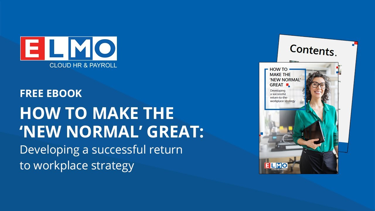 eBook: Developing a successful return-to-the-workplace strategy preview