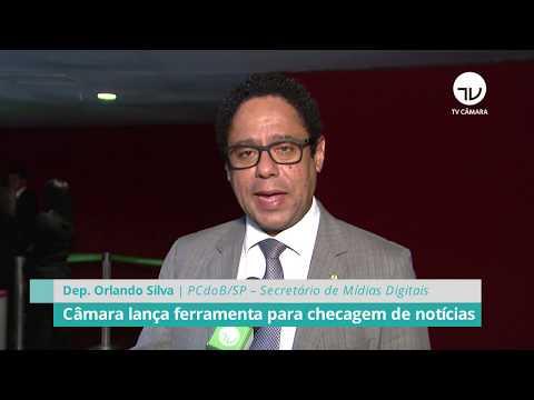 Câmara lança serviço de checagem de informações pelo WhatsApp - 25/09/19