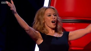 The Voice UK 2014 funny moments - Blind Auditions - Part 1