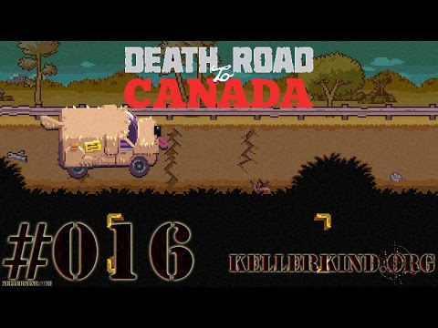 Death Road to Canada #16 – Doggy Car! ★ We play Death Road to Canada [HD|60FPS]