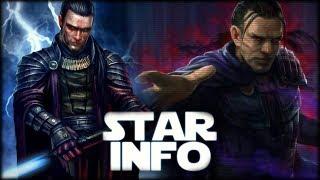 Star Info #37   EXAR KUN LE SEIGNEUR SITH   UL