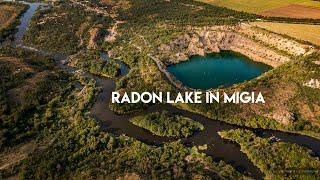 Radon lake in Migia   DJI FPV/Mavic 2 Pro Cinematic video