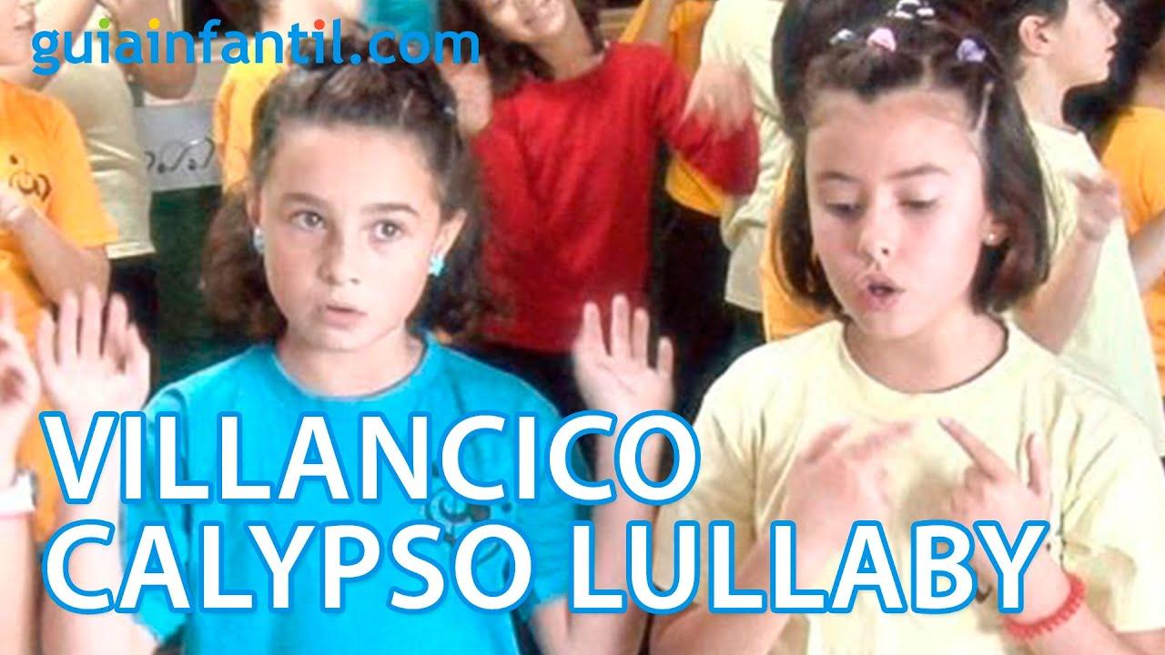 Calypso lullaby - Canción de Navidad - Coro de niños