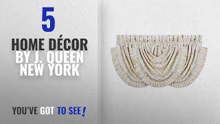 "Top 10 Home Décor By J. Queen New York [ Winter 2018 ]: J Queen New York Marquis 43"" x 33"" Window"