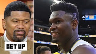 Jalen Rose admits he was wrong about Zion and the Pelicans   Get Up