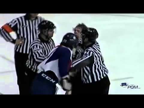 Ryan Graves vs. Bryce Milson