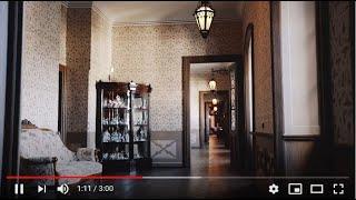 Video Rekonstrukce zámku Sychrov s porcelánovými vypínači Decento