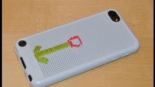Cygnett CrossStitch Craft Case For IPod Touch 5th Generation