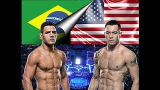 Разбор UFC 225: Колби Ковингтон против Рафаэля Дос Аньоса