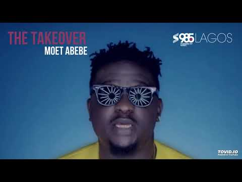 """There can be a Mo'Hits' Reunion but..."" - Wande Coal on The TakeOver with Moet"