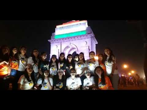 """Mai Bhi Chowkidar"" Supporters Raising Slogans At India Gate - Part 2"