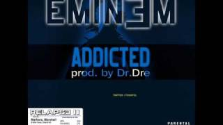 Eminem - Addicted = not eminems stuff , Insult to Injury