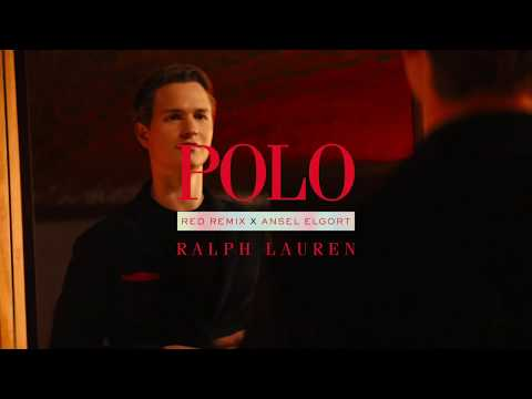 Polo Red Remix | Ansel Elgort