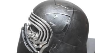 スター・ウォーズブラックシリーズボイスチェンジャーヘルメットカイロ・レン