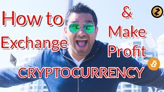 How to Exchange Bitcoin or any other Cryptocurrency in India - Hindi
