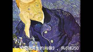 Learning Chinese On The Go! Www.blanguages.com波澜网世界上最贵的十幅画 The Most Expersive Paintings In The World