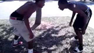 Immokalee fights just for fun