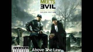 Eminem Above The Law solo