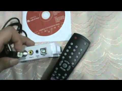 sintonizador y capturador de tv usb tv tuner encore enutv-4 tv - parte1