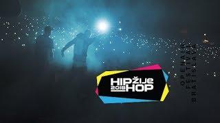 Hip Hop Žije 2018 - Sergei B., Majk Spirit, Nerieš, Mega M, Adel, Zrebný & Frlajs |by Tomy Kotty|