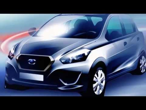 2014 Datsun Go K2 Preview-Nissan Micra March Low Cost