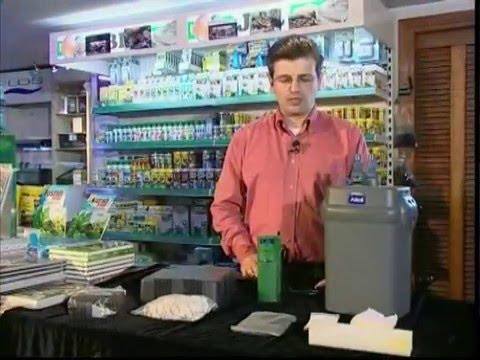 Video acquari 1/4 - Come Allestire e Mantenere l'acquario d'acqua Dolce e Marino