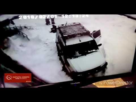 Водитель Патриота скрылся с места ДТП