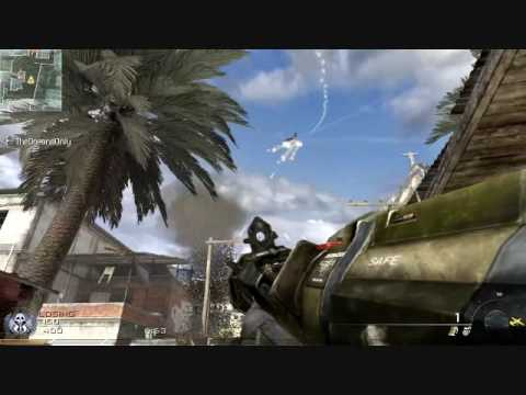 Vid Yanked Off Infinity Ward Channel — On Modder's Takedown Notice