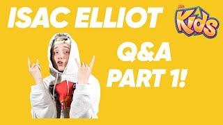 Isac Elliot- 10 Maj 2018- Q&A Part 1!