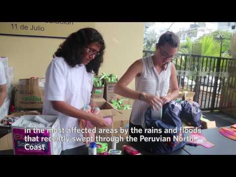 UNFPA Perú Prepara Entrega de Kits de Emergencias