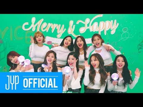 """TWICE """"Heart Shaker"""" Cheering Guide from TWICE"""