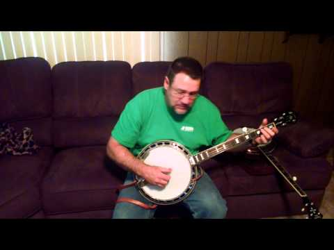 Recording King Banjos RK-R-85-Elite - Ross Nickerson Demo