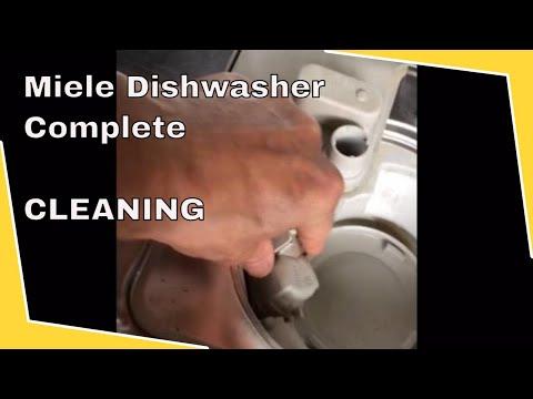 Miele Dishwasher --F 14 Error - смотреть онлайн на Hah Life
