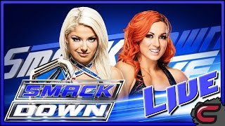 WWE SmackDown Live January 17th 2017 Full Show & Live Reactions