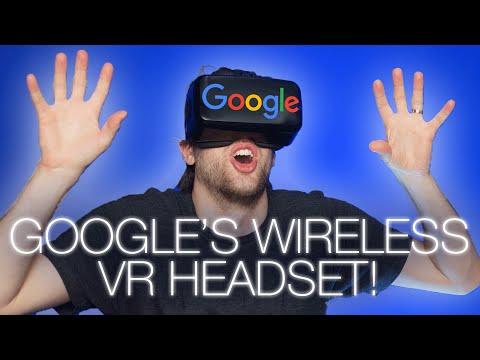 AMD teases Fury X2, Google's standalone VR headset, Quantum Break