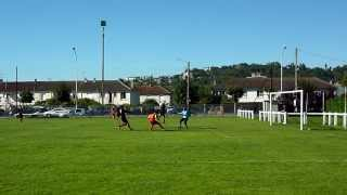 preview picture of video 'Match Brive AMACS - ALLASSAC CSA1 du 22-09-2013 - Partie 1'