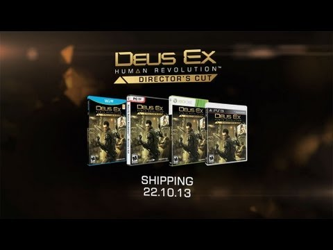 Deus Ex: Human Revolution's Definitive Version Lands In Late October