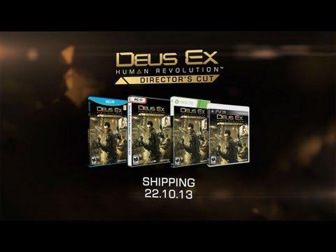 Deus Ex: Human Revolution - Director's Cut má datum vydání