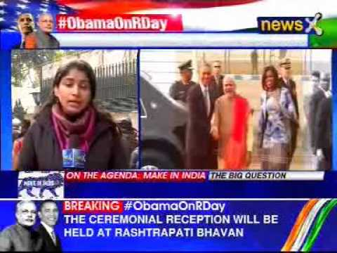 Sanjay Puri (USINPAC Chairman) on Obama India Visit – Newsx