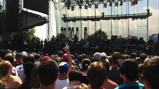 "EDGFEST 2011 - Arkells ""John Lennon"""