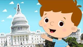 Washington DC - US Capitol for Children | Social Studies for Kids | Kids Academy