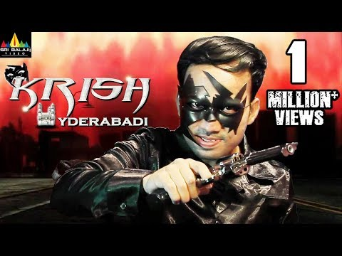 Krish | Hindi Full Movies | Hyderabadi Full Movie | Sri Balaji Video