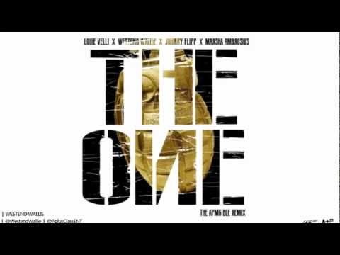 LOUIE VELLI X WESTEND WALLIE X JOHNNY FLIPP X MARSHA AMBROSIUS - THE ONE(REMIX)